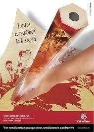 Cáritas cartel 2013