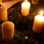 Adviento 2 velas