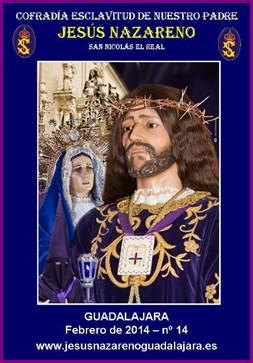 Cartel Virgen y Nazareno