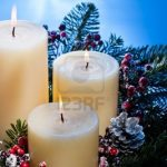 Adviento 3 velas