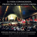 2016 -Jornada Vida Consagrada