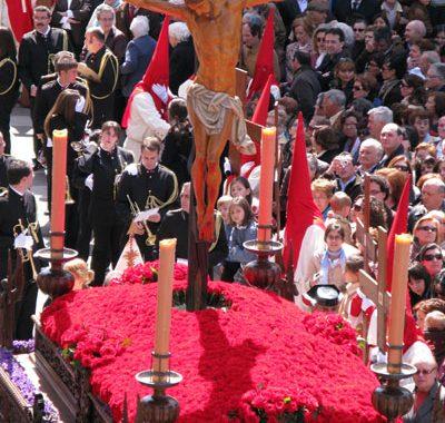 Cristo del Amor procesión