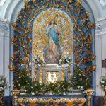 Inmaculada capilla