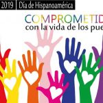 2019 Dia Hispanoamerica cartel