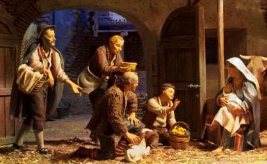 Navidad pastores