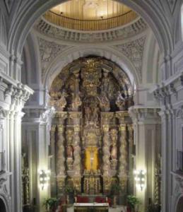 Historia del templo